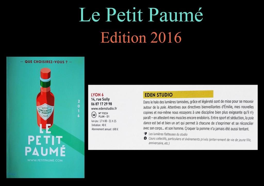 Petit Paumé 2016